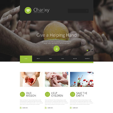 Website Template № 55462