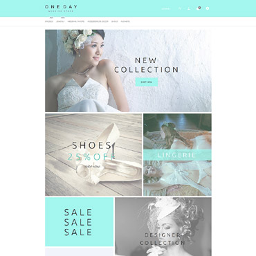 Website Template № 55481