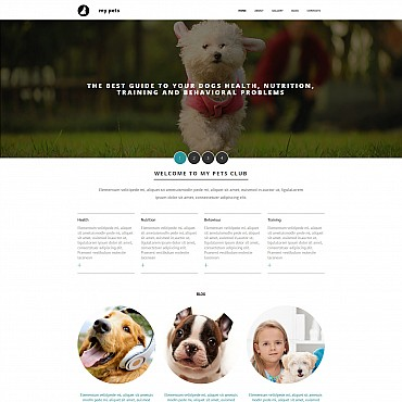 Website Template № 55492