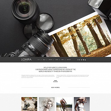Website Template № 55537