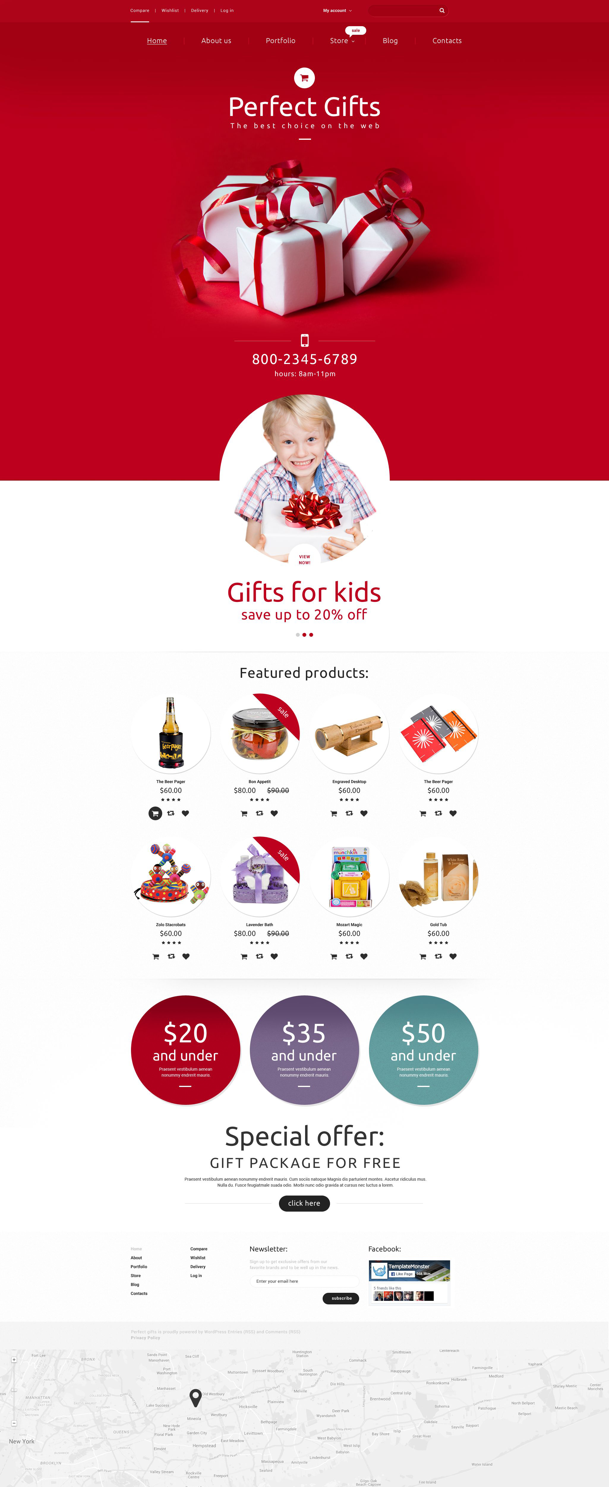 Perfect Gifts WooCommerce Theme