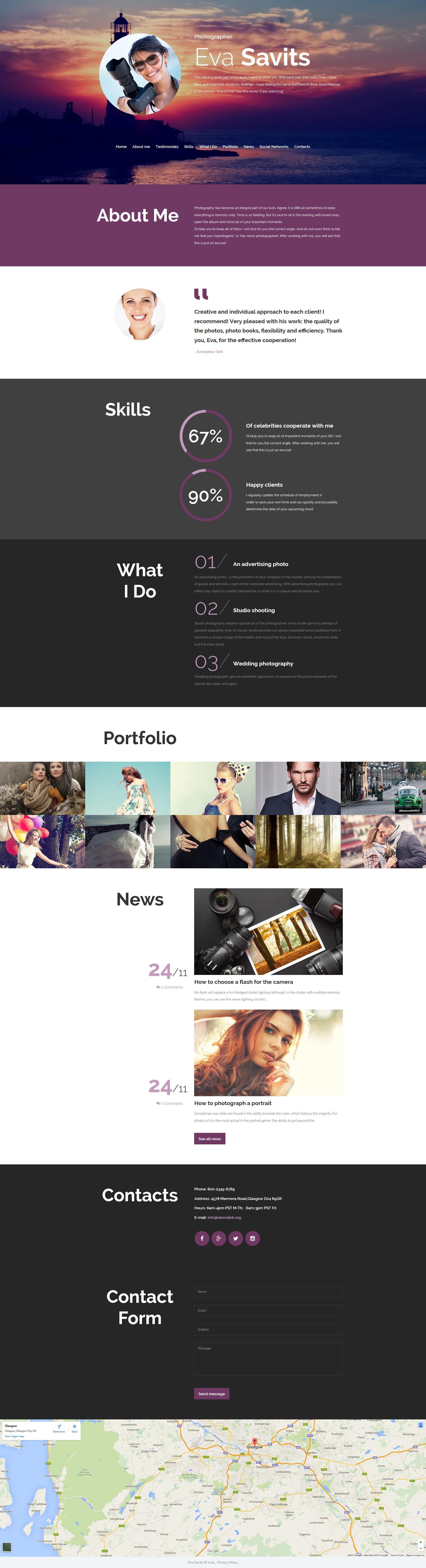 Photo Gallery Templates
