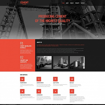 Website Template № 55658
