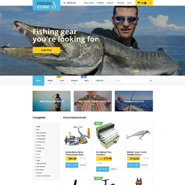 Website Template № 55703