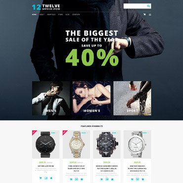 Website Template № 55718