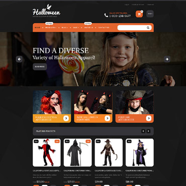 Website Template № 55726