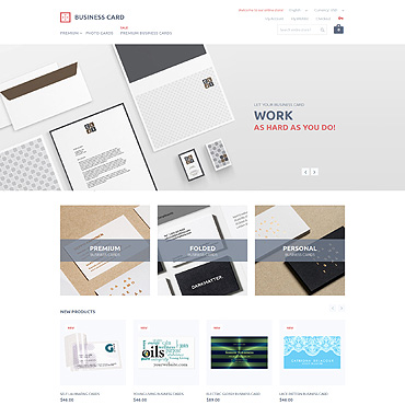 Website Template № 55733