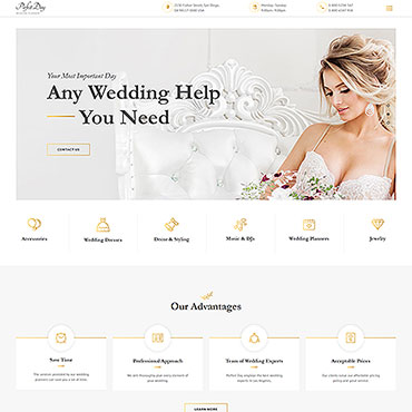 Website Template № 55805