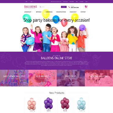 Website Template № 55954