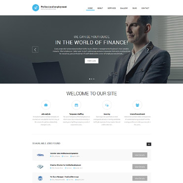 Website Template № 55959