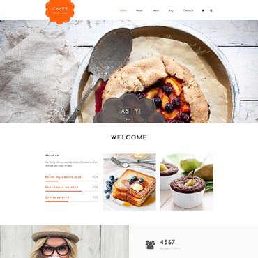 Website Template № 55975