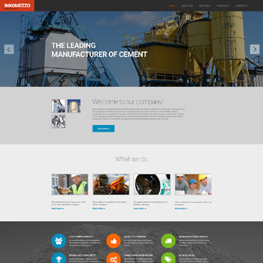 Website Template № 55978