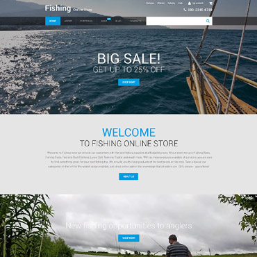 Website Template № 56017