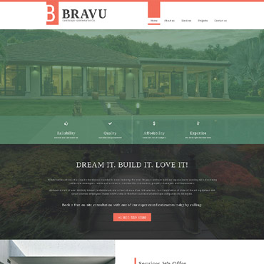 Website Template № 56021