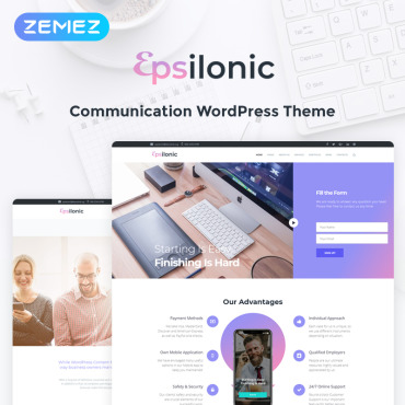 Website Template № 56025