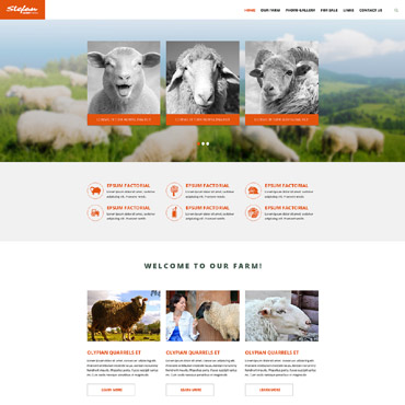 Website Template № 56031