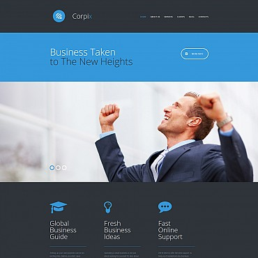 Website Template № 56061