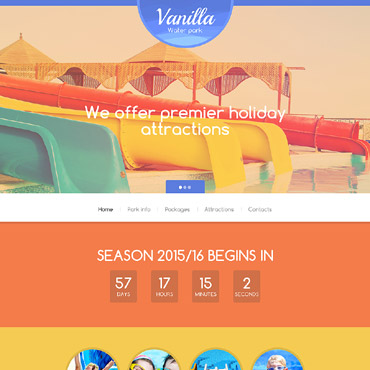 Website Template № 56067