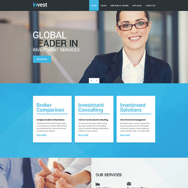 Website Template № 56069