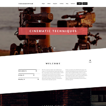 Website Template № 56070