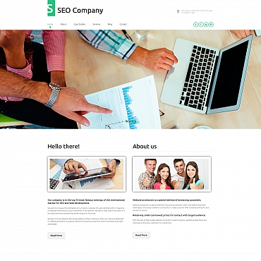 Website Template № 56102