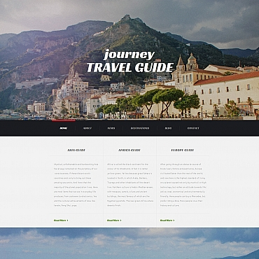 Website Template № 56104