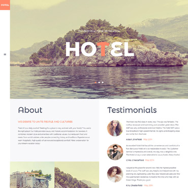 Website Template № 57561