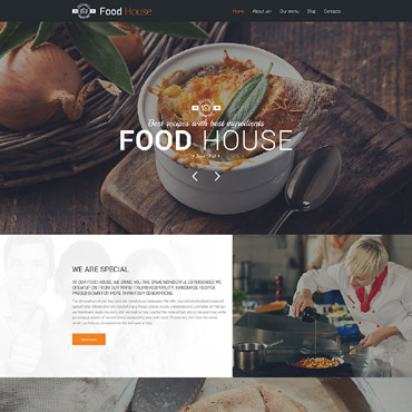 Website Template № 57611