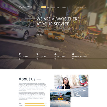 Website Template № 57637