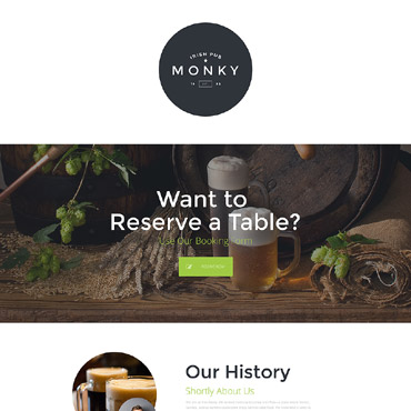 Website Template № 57655