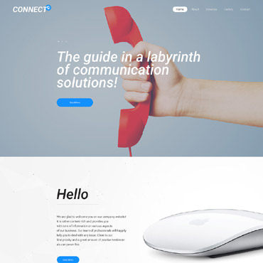 Website Template № 57663