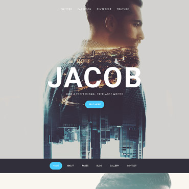 Website Template № 57664