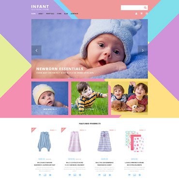 Website Template № 57686