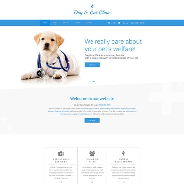 Website Template № 57690