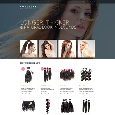 Website Template № 57693