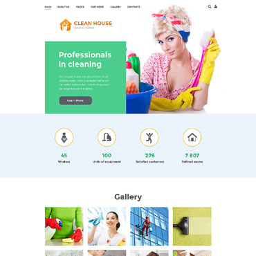 Website Template № 57695