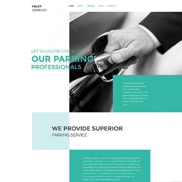 Website Template № 57708