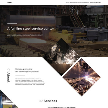 Website Template № 57716