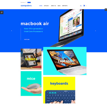Website Template № 57725