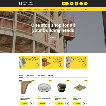 Website Template № 57748