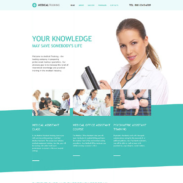 Website Template № 57755