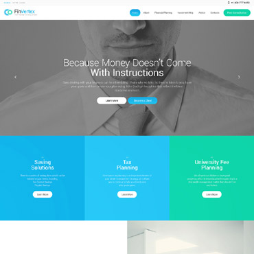 Website Template № 57758