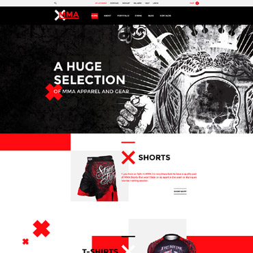 Website Template № 57775