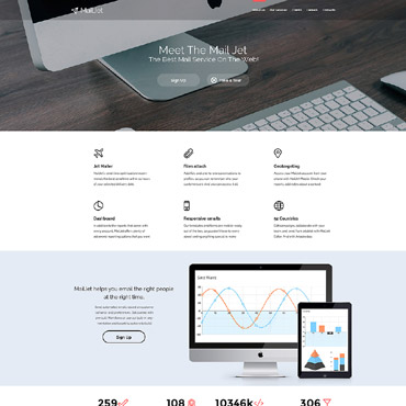Website Template № 57780