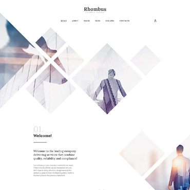Website Template № 57783