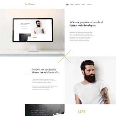 Template Web Design HTML, JS şi CSS #57784