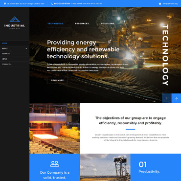 Website Template № 57788