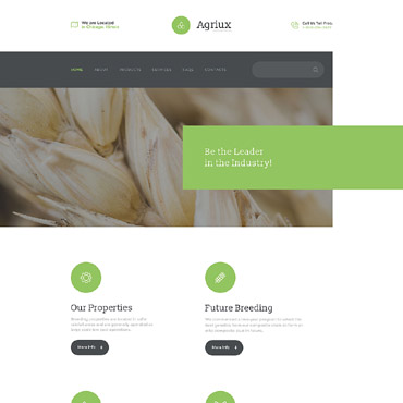 Website Template № 57794