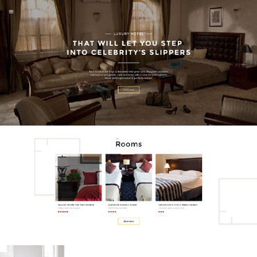 Website Template № 57805