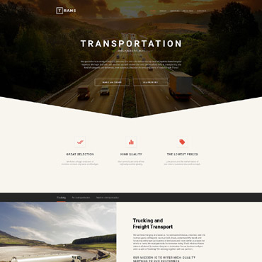 Template Transport HTML, JS şi CSS #57806